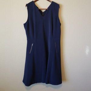 Halogen dress, sz 18w